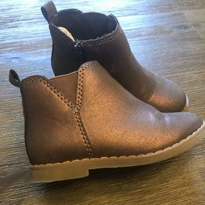 Toddler girls Gap boots